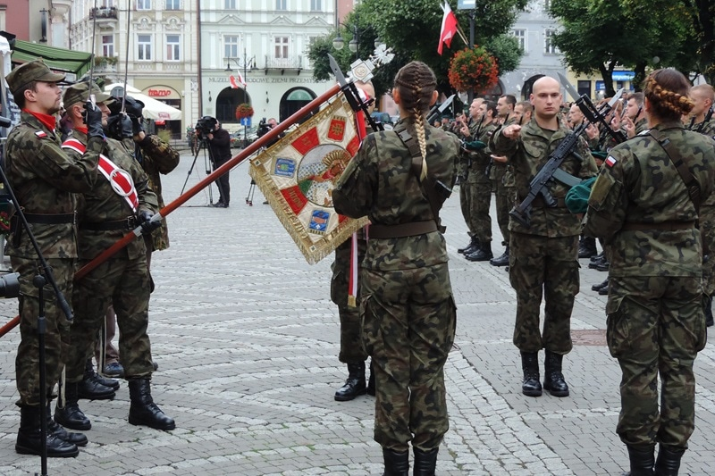 zdjęcie - Przyjedź na święto podkarpackich terytorialsów!