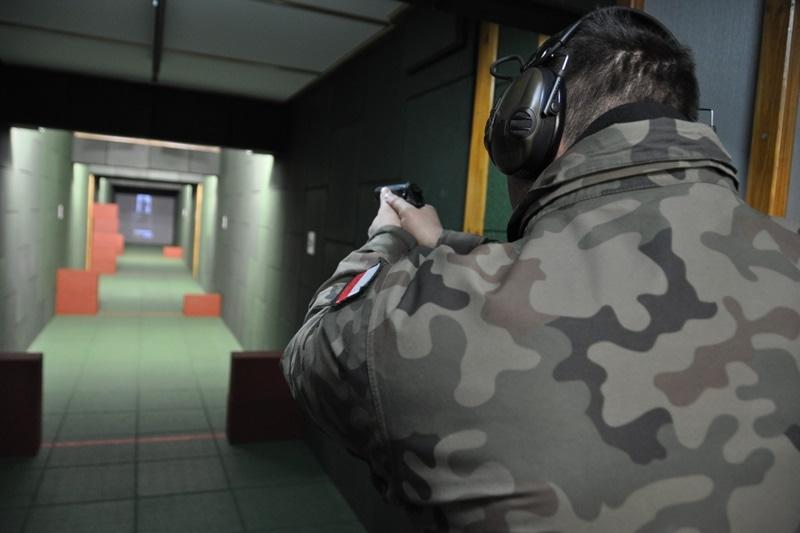 zdjęcie - Nowa strzelnica dla wrocławskiej AWL