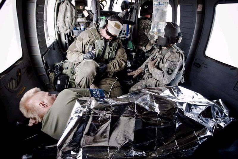 zdjęcie - Medyk do zadań specjalnych