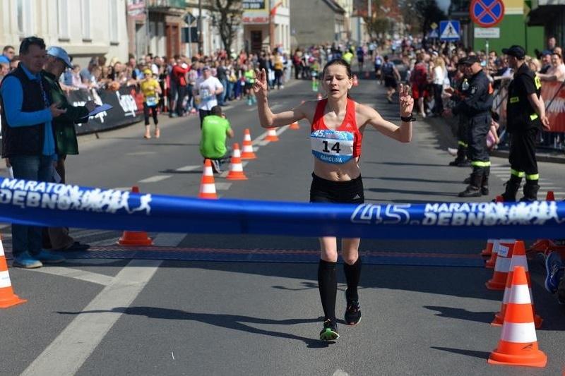 55fa7a953 Szer. Karolina Pilarska mistrzynią Polski w maratonie