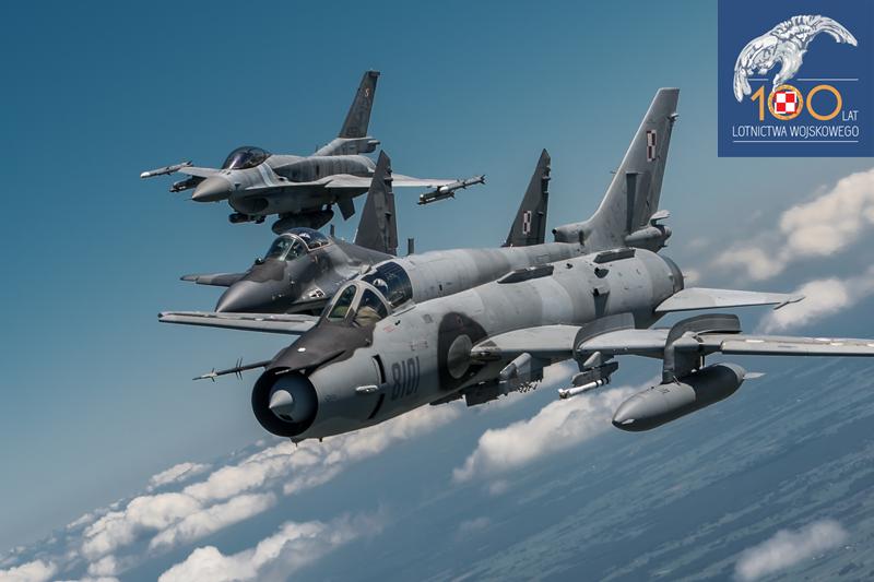 zdjęcie - Wojskowi lotnicy będą świętować w ...