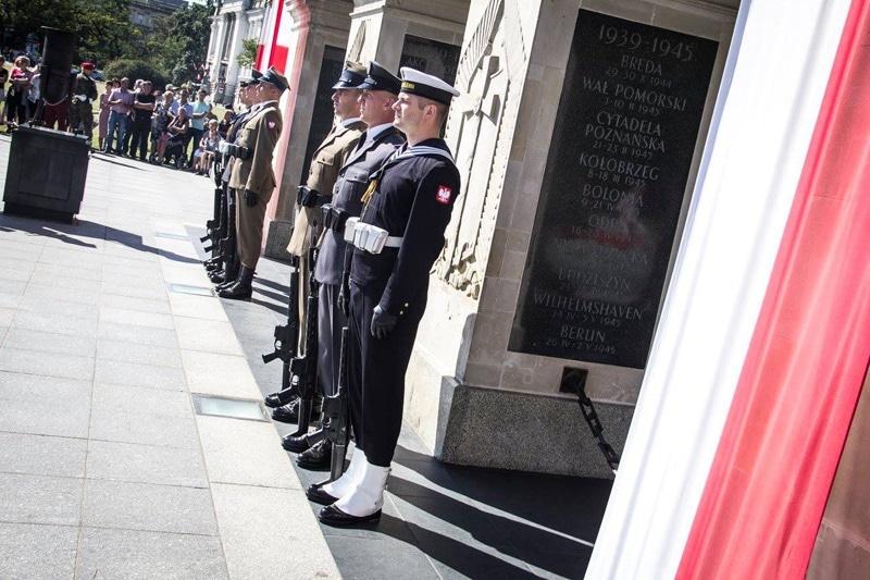 zdjęcie - Święto Wojska Polskiego – relacja ...