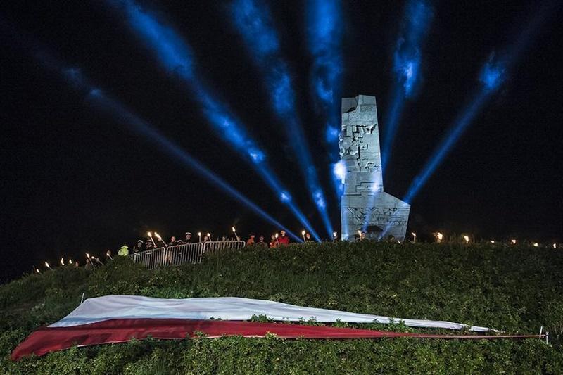 zdjęcie - Obchody 1 września na Westerplatte ...