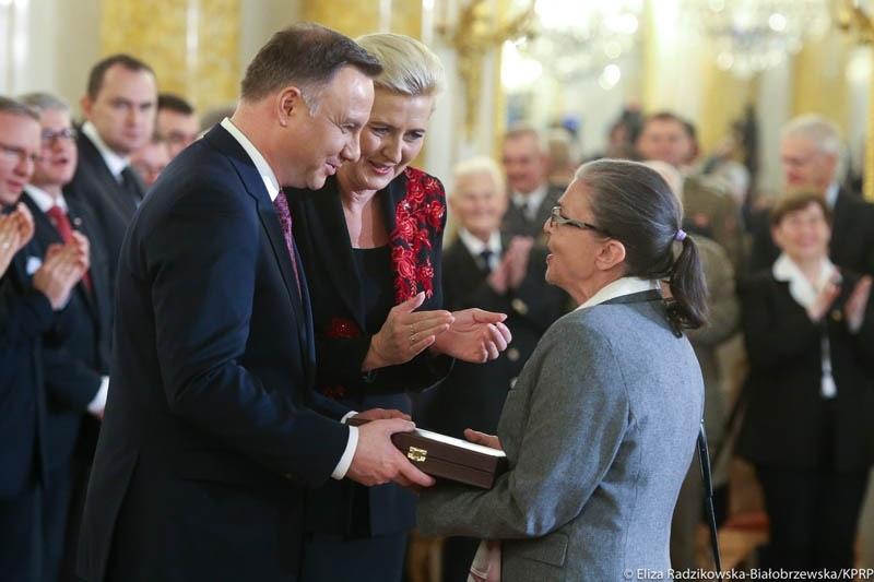 zdjęcie - Wybitni Polacy odznaczeni Orderem Orła ...
