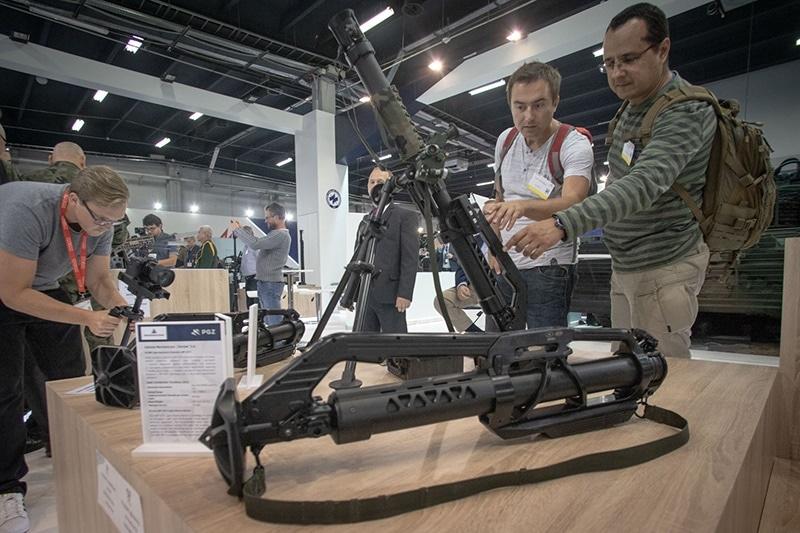 zdjęcie - Lekkie moździerze dla wojska