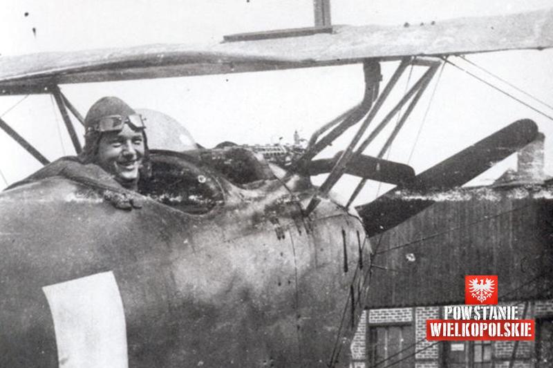 zdjęcie - Franciszek Jach – pilot z ...