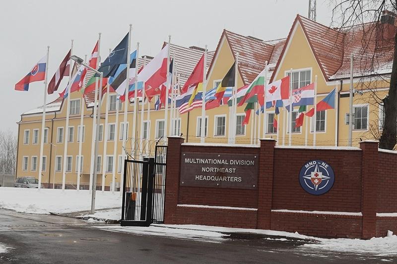 zdjęcie - Dowództwo wielonarodowej dywizji w nowej ...