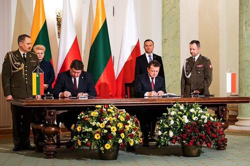 zdjęcie - Polska i Litwa wzmacnia współpracę