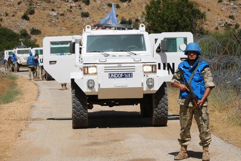 zdjęcie - Błękitna Brygada na misji ONZ ...