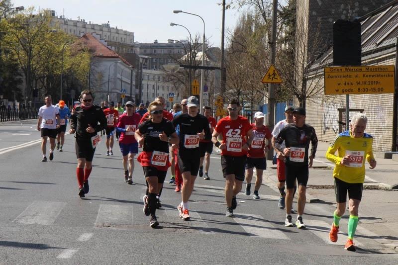 073b484c9 Mistrzostwa kraju na dystansie 42 km 195 m przebiegały pod dyktando  żołnierzy. Wszystkie miejsca na podium zajęli wojskowi. Wygrał st. mar.