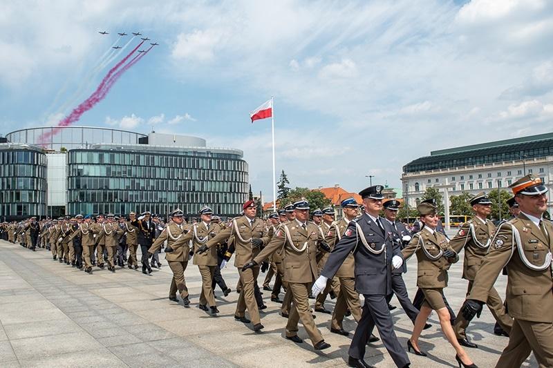 zdjęcie - Dowództwo Operacyjne świętuje 15-lecie