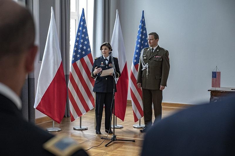 zdjęcie - Polsko-amerykańska cyberwspółpraca