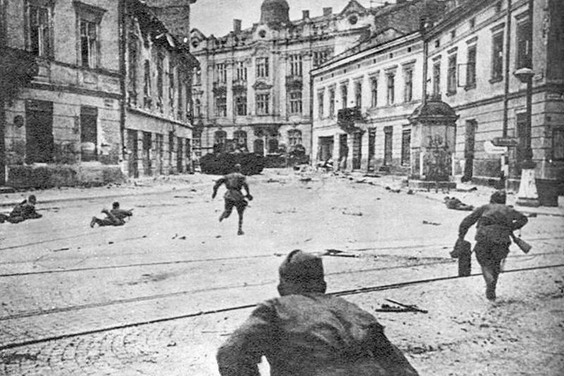 zdjęcie - Bitwa o Lwów